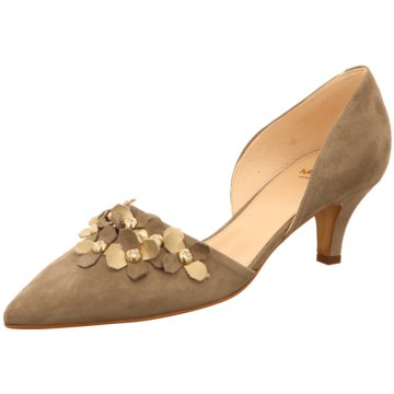 Maripé Top Trends Pumps beige