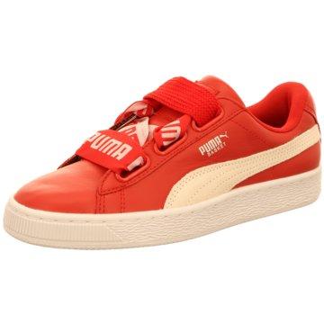 Puma Sneaker Sports rot