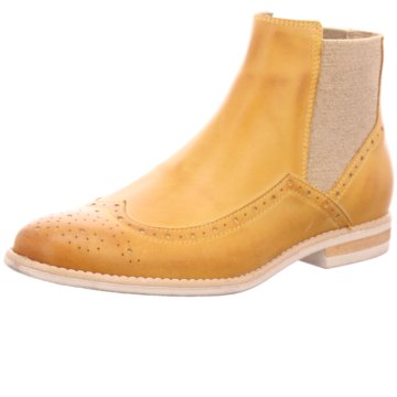 Nicola Benson Chelsea Boot gelb