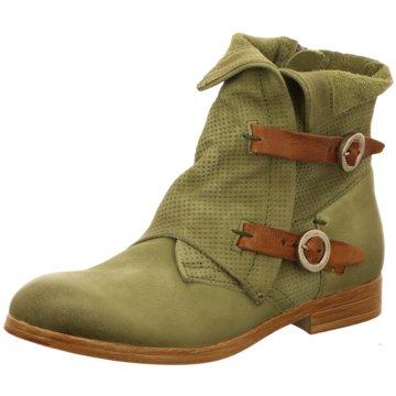 Mjus Biker Boot grün