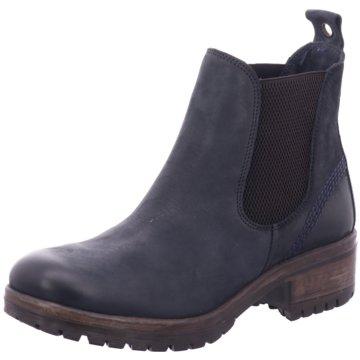 MACA Kitzbühel Chelsea Boot blau