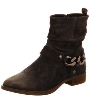 SPM Shoes & Boots Klassische Stiefelette blau