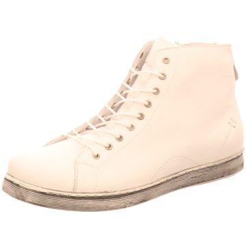 Andrea Conti Sneaker High weiß
