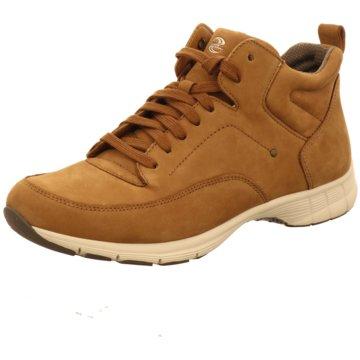 camel active Sneaker High braun