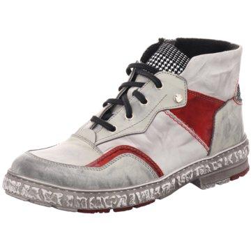 KRISBUT Komfort Stiefel grau