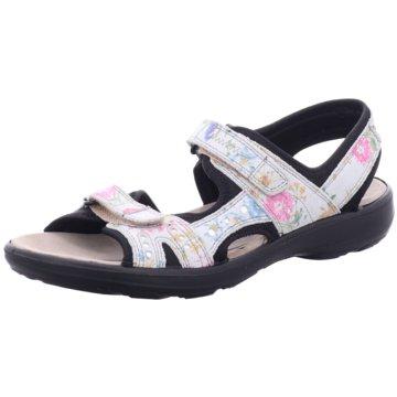 Jomos Komfort Sandale bunt