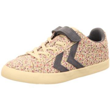 Hummel Sneaker LowDeuce Court Flower -