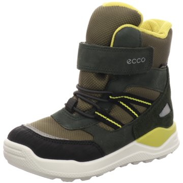 Ecco Winterboot oliv