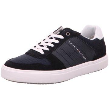 Tommy Hilfiger Sneaker LowMoon blau