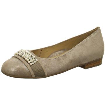 ara Klassischer BallerinaSardinia-Highsoft beige