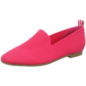 La Strada Klassischer Slipper pink