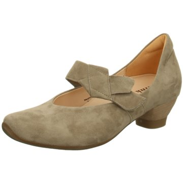Think Komfort Pumps beige