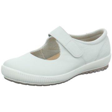 Legero Komfort Slipper weiß