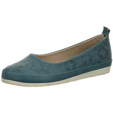 Andrea Conti Klassischer Slipper blau