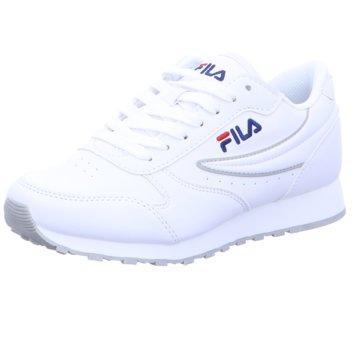 Fila Sneaker Loworbit low wmn weiß