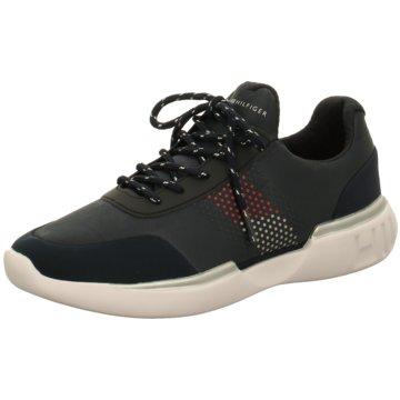 Tommy Hilfiger Sneaker LowCorporate Runner blau
