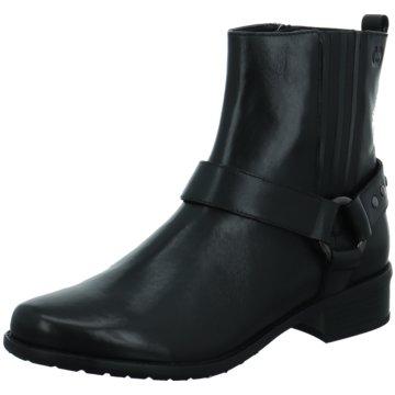 Gerry Weber Biker Boot schwarz