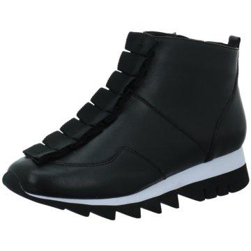 Tizian Sportlicher Slipper schwarz