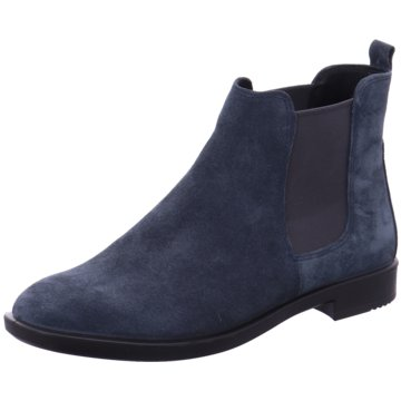 Ecco Chelsea Boot blau