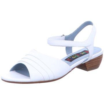 Palma, Sandalen, Damen, Frühjahr/Sommer Blau 41 T-Shoes