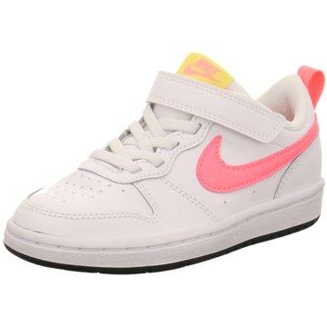 Nike Sneaker LowCOURT BOROUGH LOW 2 - BQ5451-108 weiß