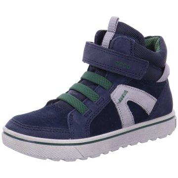 Ecco Sneaker HighECCO GLYDER blau