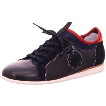 Truman's Sneaker blau
