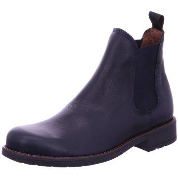 Sabalin Halbhoher Stiefel blau
