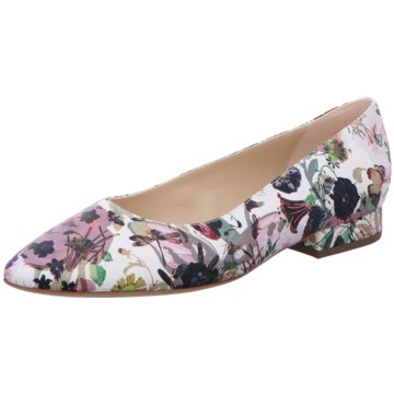 Peter Kaiser Flacher Pumps bunt