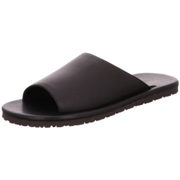 The Sandals Factory Pantolette schwarz