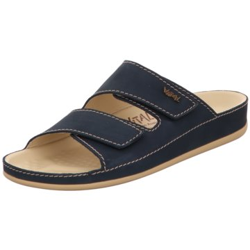 Vital Komfort Schuh blau