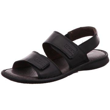 Valleverde Sandale schwarz