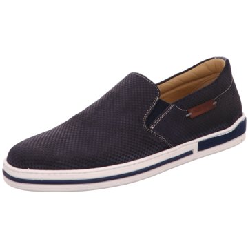 GALIZIO TORRESI Slipper blau