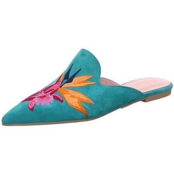 Pretty Ballerinas Pantolette türkis