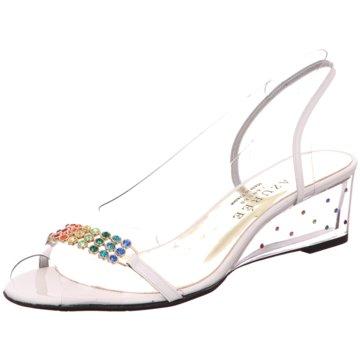 Azuree Sandalette weiß