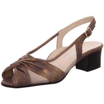 Valleverde Komfort Sandale beige