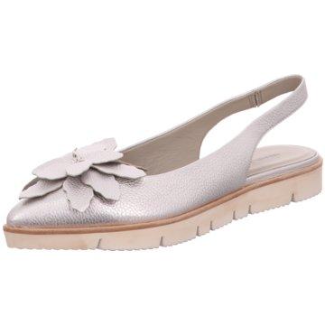 Kennel + Schmenger Sandale silber