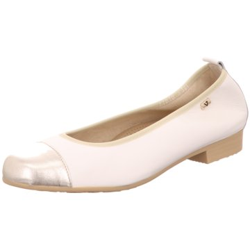 Valleverde Eleganter Ballerina weiß