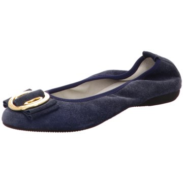 Diavolezza Slipper blau