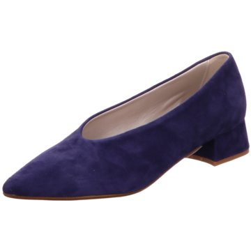 Gianluca Pisati Pumps blau