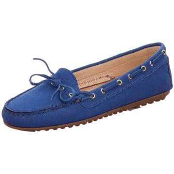 Lepori Slipper blau