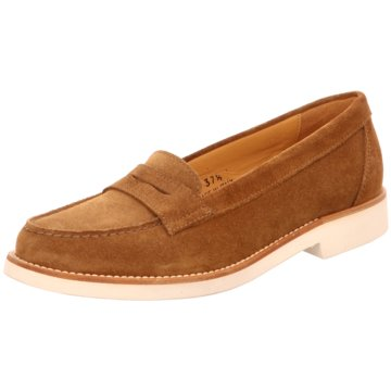 Confort Shoes Slipper braun