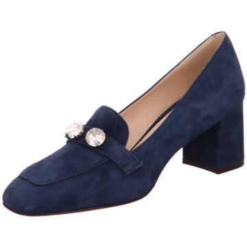 Evaluna Pumps blau