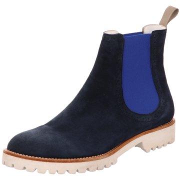 Bervicato Chelsea Boot blau