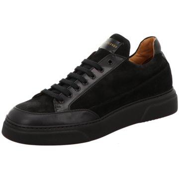 Camerlengo Sneaker schwarz