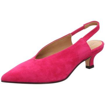 Pomme d'or Pumps pink