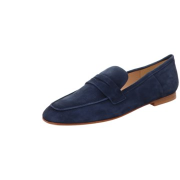 FABIO RUSCONI Slipper blau