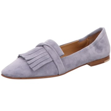 Pomme d'or Slipper blau