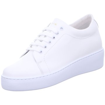 MaiMai Plateau Sneaker weiß