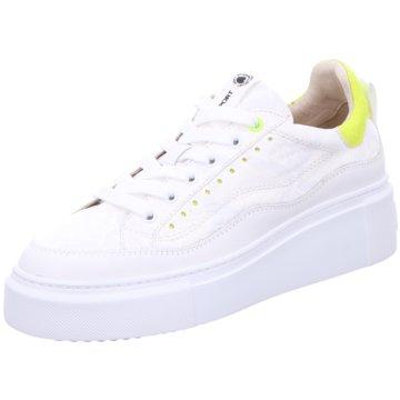 JANET & JANET Sneaker weiß